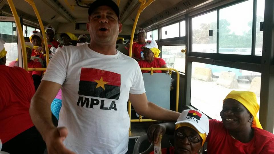 Angola Province of Benguela MPLA Governing Body