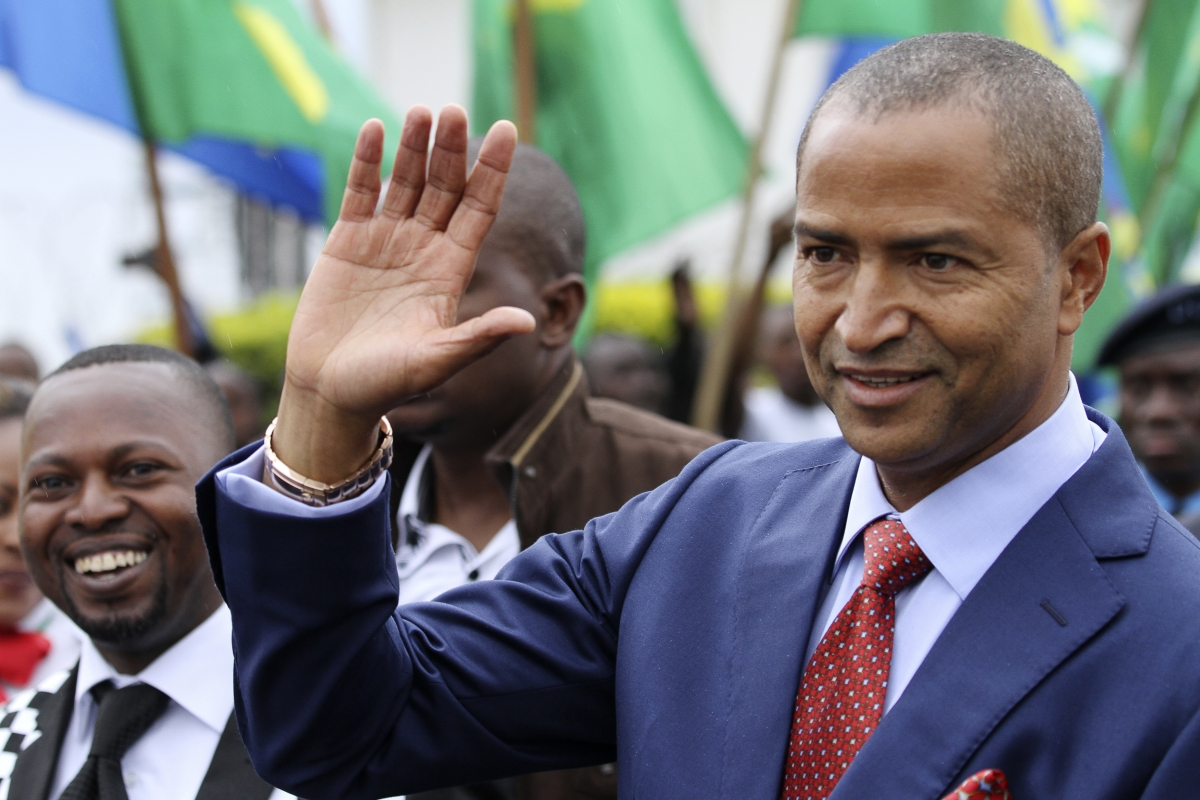 The Nomination of Moses Katumbi for President