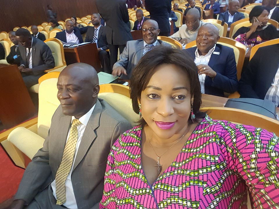 Congolese National MPs and the New Act