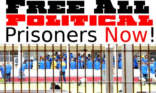 Congolese prisoners of conscience Should be Released Now