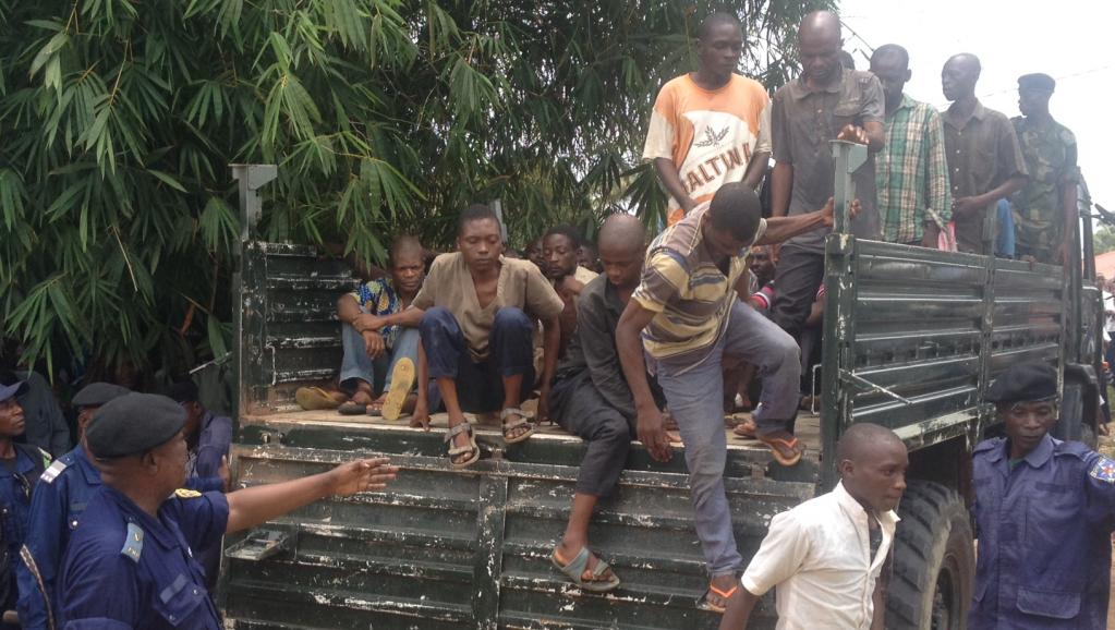 The Atrocities that occurred in the Kasai Region, following the phenomenon of Kamuina Nsapu