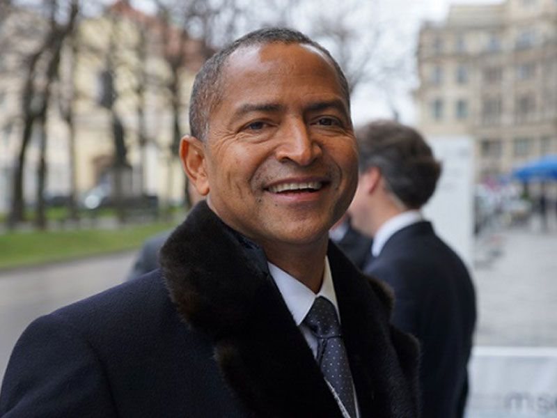 The Unconditional Return of President Moise Katumbi
