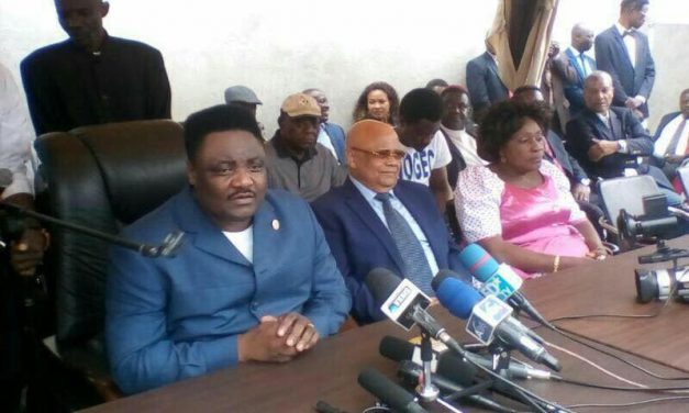 THE GATHERING OF CONGOLESE POLITICAL AND SOCIAL FORCES