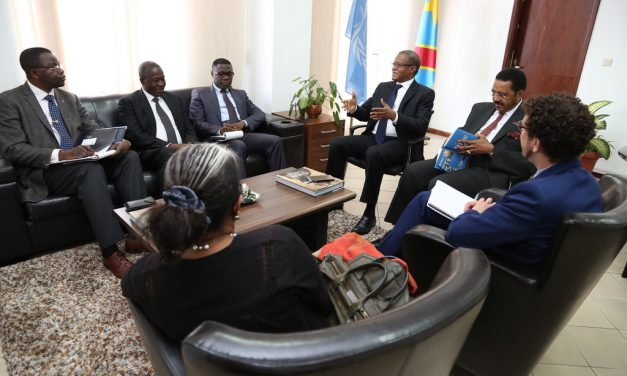 The UN closely following the Political situation in DRC