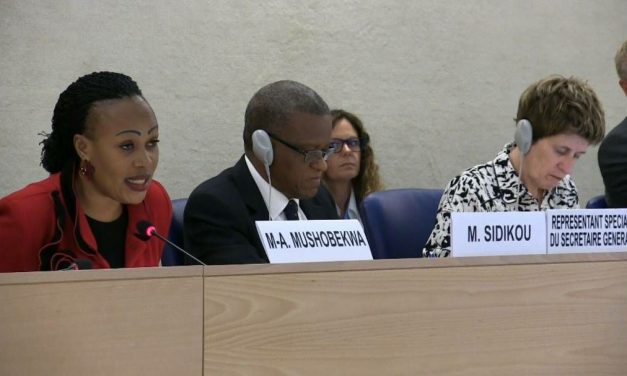 Congo DRC Among the New member states of the Human Rights Council