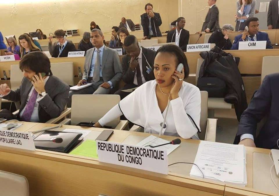 Congo DRC Wants the Human Rights Council Seat