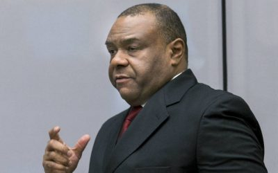 Jean-Pierre Bemba Gombo Released on Bail