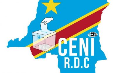 Congolese start testing the Voting Machines