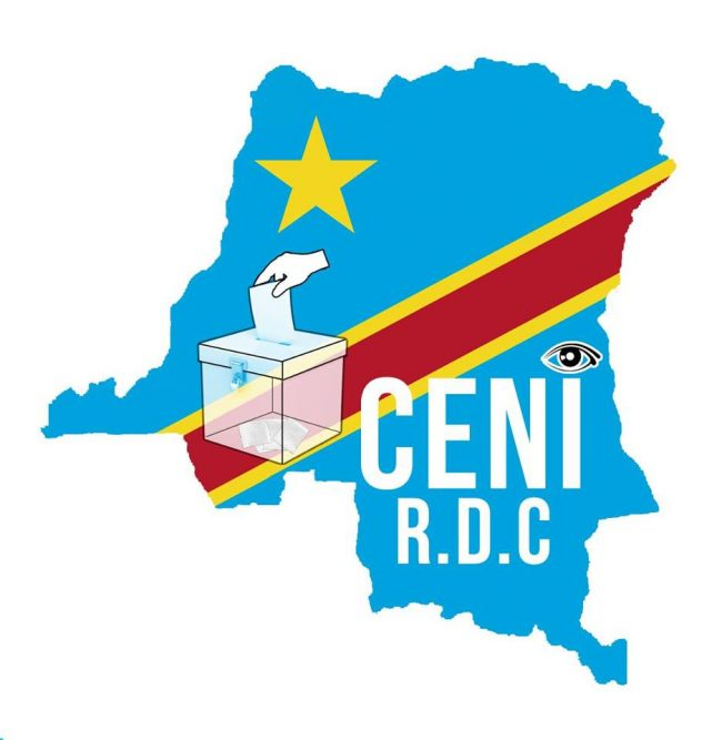 Congolese Voting Machines