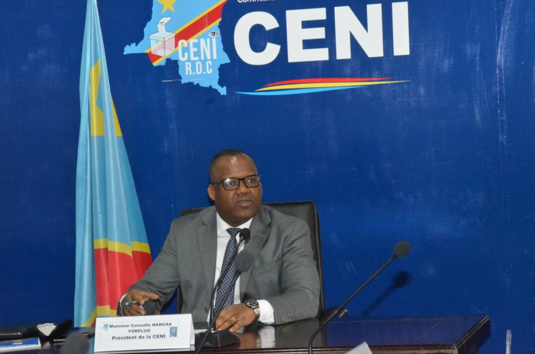 DR Congo Elections
