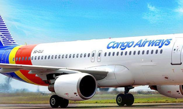 PRESS RELEASE FROM CONGO AIRWAYS
