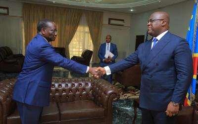 Syvestre Ilunga Ilukamba is appointed Prime Minister of DR Congo