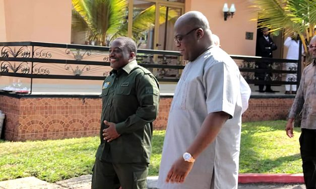Regular Meetings between Félix Tshisekedi and Joseph Kabila