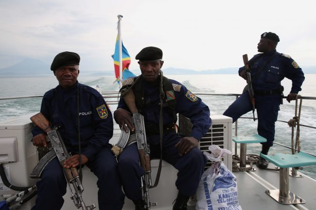 Congolese National Police
