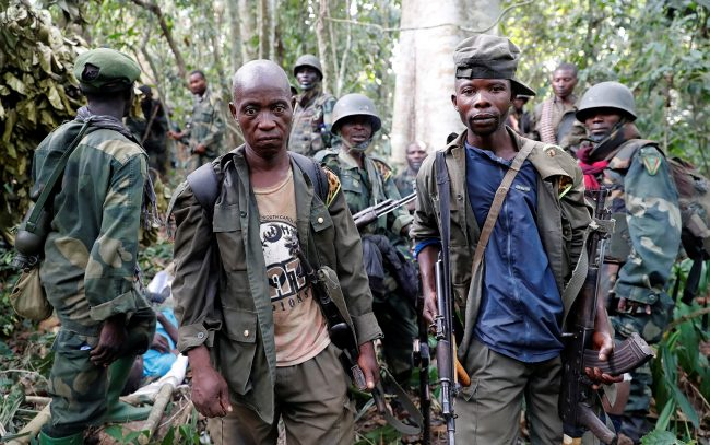 DR Congo Insecurity