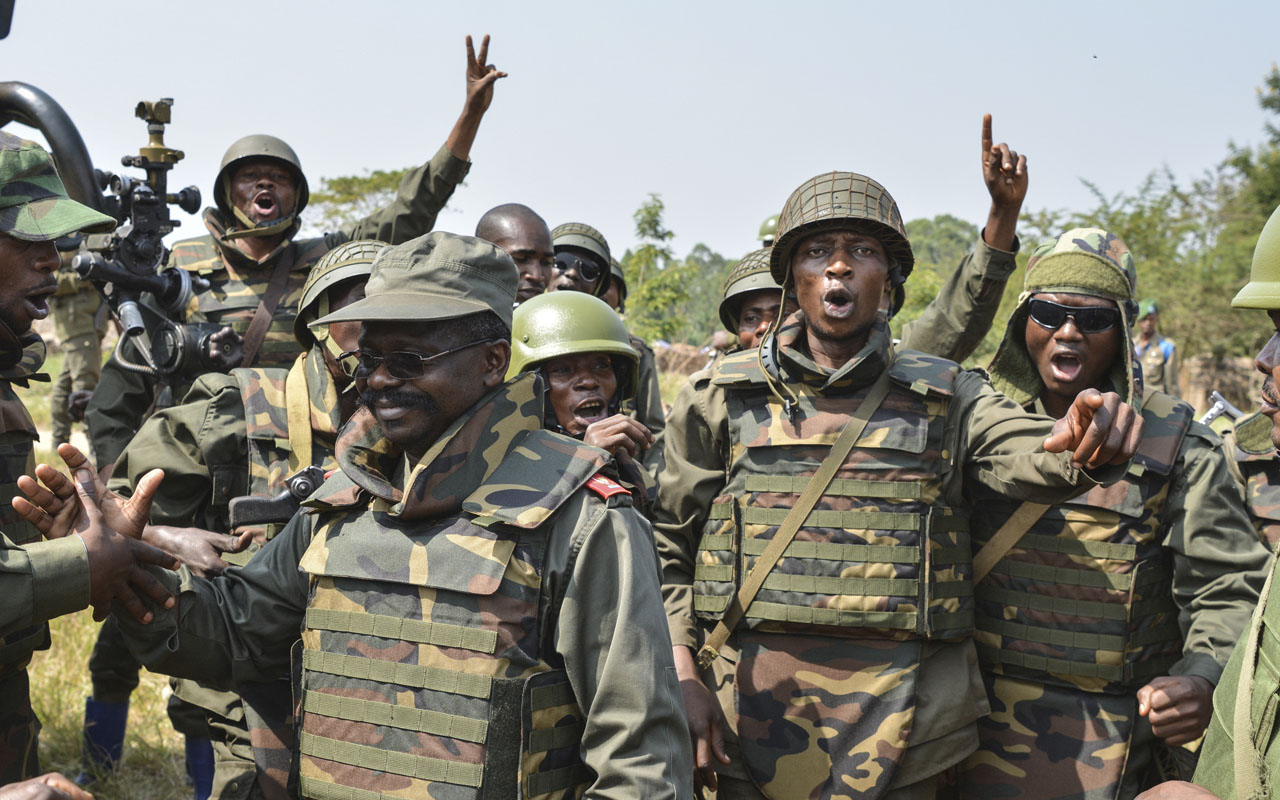 Congolese Military