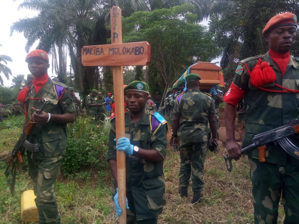 ATTACKS BY ALLIED DEMOCRATIC FORCES (ADF) HAVE SUBSIDED