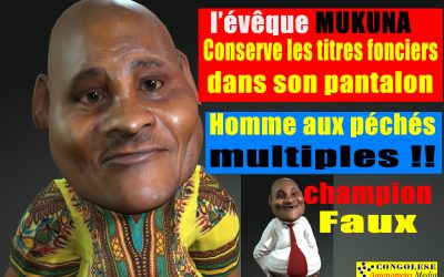 The Complaint of Pascal Mukuna is a Bad Joke