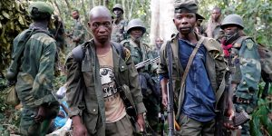 Insecurity in Eastern DR Congo is becoming more obvious
