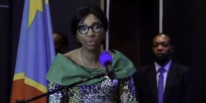 Jeanine Mabunda Lioko Speaks on the dissolution of DRC National Assembly