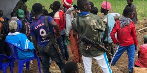 DR Congo Patriotic Resistance Force (FRPI) Peace agreement