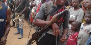 Mai Mai Malaika rebels Clash with FARDC