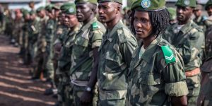 The Congolese Military and the Police, continue to Endure Social Inequalities