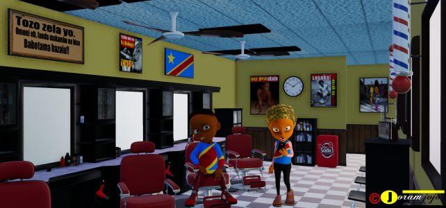 Bandundu Saloon