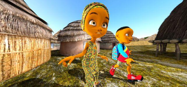 Congo-village
