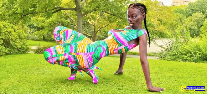 Congolese Model