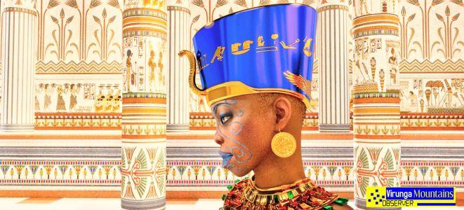Black Queen2 Realistic