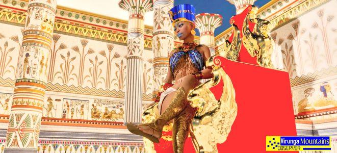 Black Queen Realistic