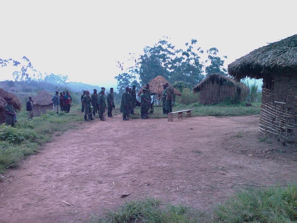Rwanda rebels