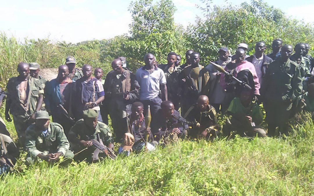 Rwandan rebels