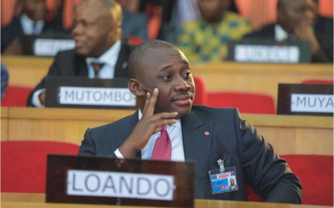 Senator Guy Loando
