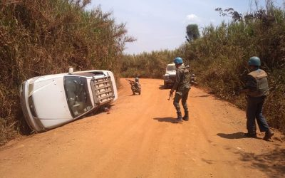 THE ALLIED DEMOCRATIC FORCES HAS INTENSIFIED CIVILIANS ATTACKS