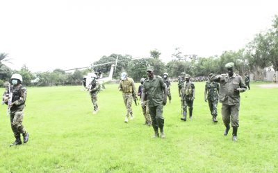 CLASHES BETWEEN FARDC AND MILITIA, LEAVE MANY DEAD