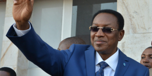 Prime Minister Bruno Tshibala Wants Order