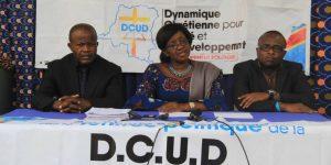 DCUD Wants Félix Tshisekedi to Repent