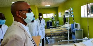 PATIENTS RETAINED IN DRC PUBLIC HOSPITALS, TO BE FORGIVEN BILLS