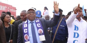Congolese Political Giant, Lumeya Dhu Maleghi not on the List of Elected National Deputies