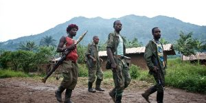 Mai-Mai Militias of Raiya Mutomboki Cause Havoc