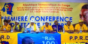 PPRD Supports Actions by the Armed Forces of DR Congo in Beni