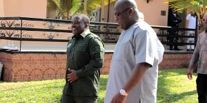 Regular Meetings between Félix Tshisekedi and Joseph Kabila